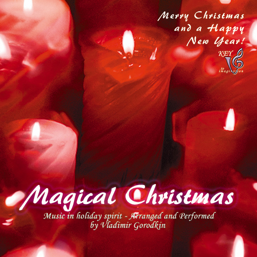 Italian Christmas Music.Song 05 Buon Natale Italian Vladimir Gorodkin